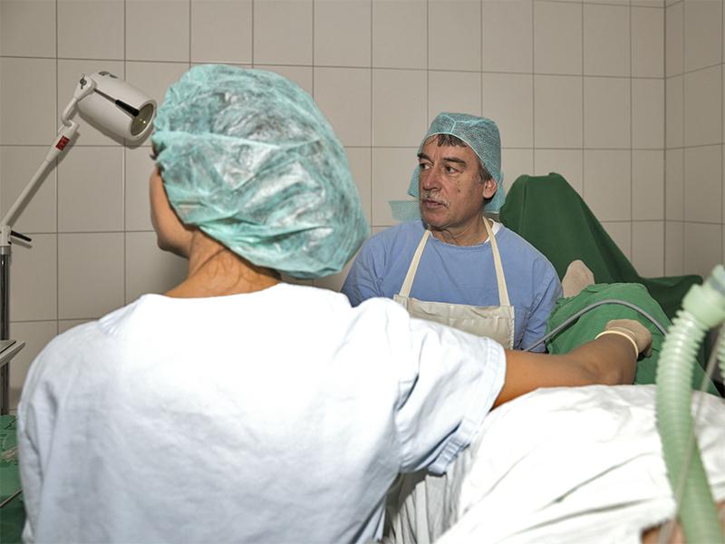 Urologin untersuchung Dr. Anne